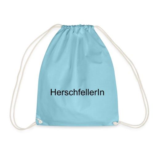 Herschfellerin - Hersfeld - Hersfelderin - Turnbeutel
