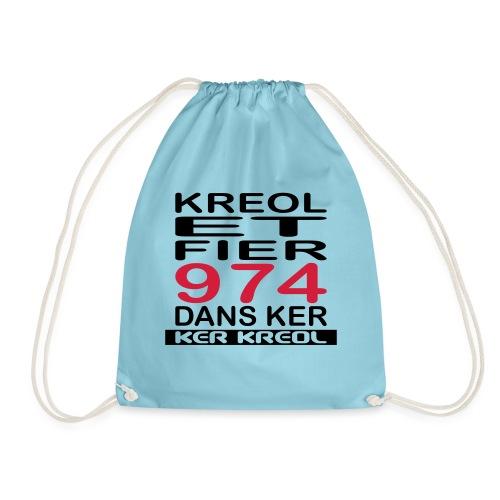 Kreol et Fier - 974 ker kreol - Sac de sport léger