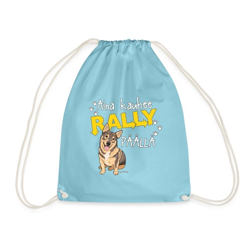 Vallhund Göötti Rally - Jumppakassi