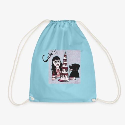 Cake!!! - Drawstring Bag