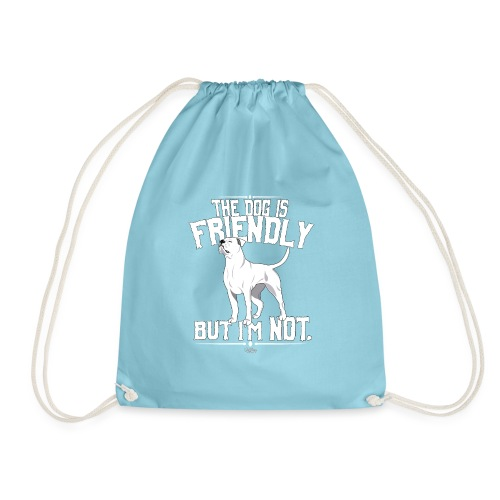 ABfriendly2 - Drawstring Bag
