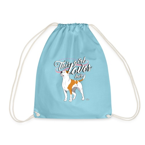 ambgirl2 - Drawstring Bag