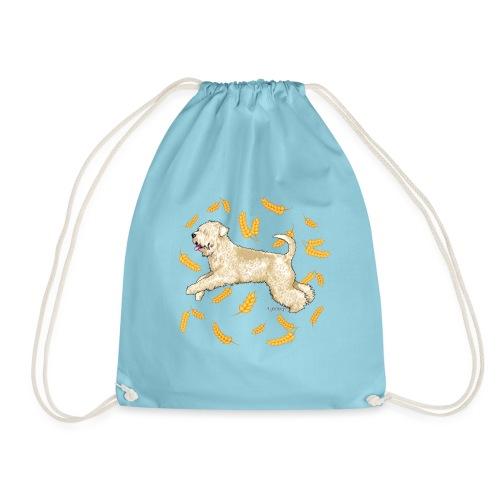 Wheat Wheaten Terrier - Drawstring Bag