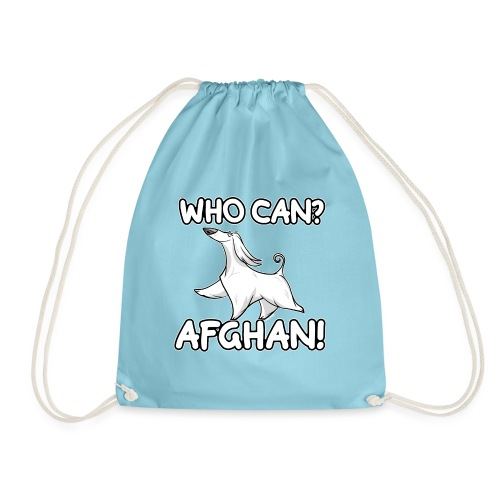 Who Can Afghan - Jumppakassi