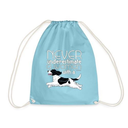 cockerunderestimate8 - Drawstring Bag