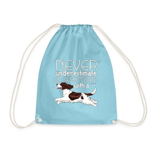 cockerunderestimate9 - Drawstring Bag