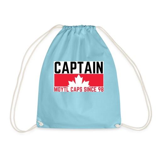 Captain Canada - Turnbeutel