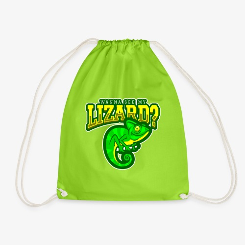 Wanna see Lizard - Jumppakassi