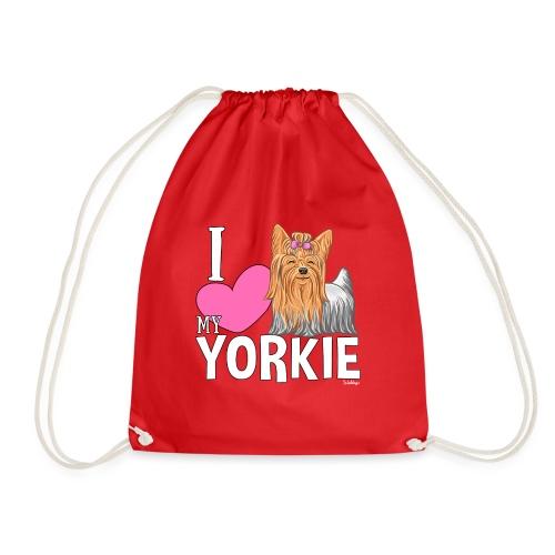I love my Yorkie - Jumppakassi