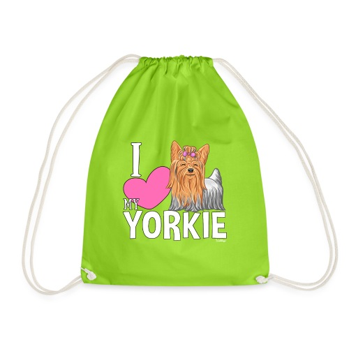 I love my Yorkie - Jumppakassi