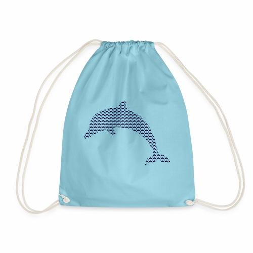 Delfin Dolphin - Mochila saco