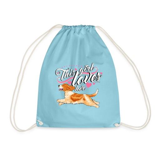 cockergirl4 - Drawstring Bag