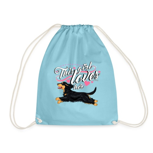 cockergirl10 - Drawstring Bag