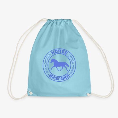 Horse Whisperer Blue - Jumppakassi