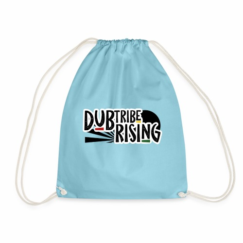 Dub Tribe Rising - Logo Colour - Turnbeutel