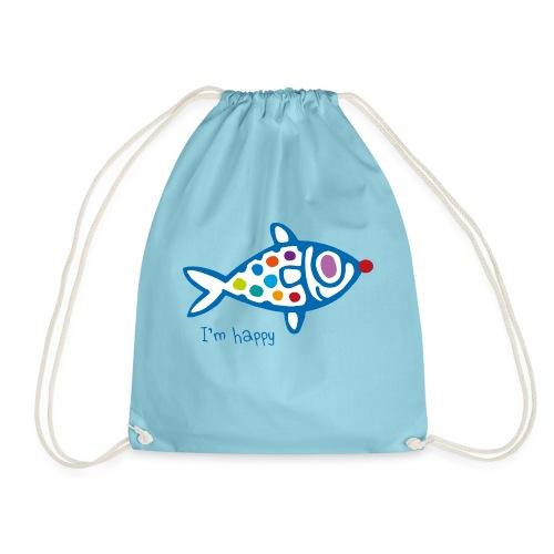 poisson HAppy - Sac de sport léger