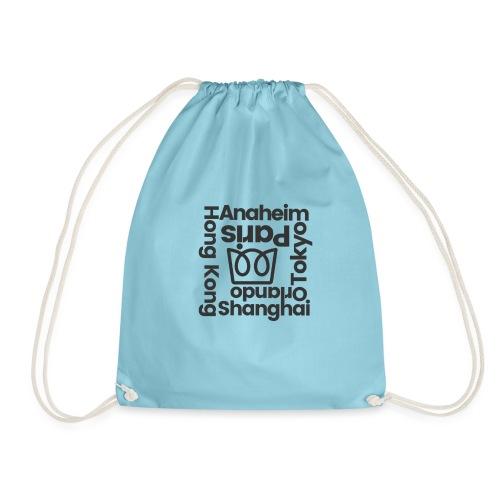 Anaheim and Beyond - Drawstring Bag