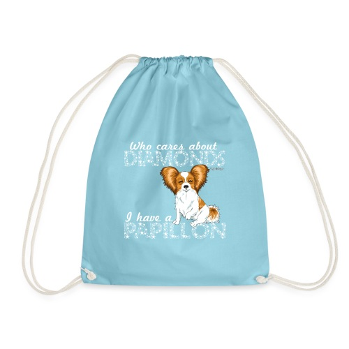 papillondiamonds - Drawstring Bag