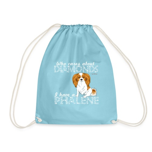 phalediamonds3 - Drawstring Bag
