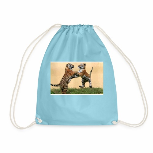 Carloscenturion - Drawstring Bag