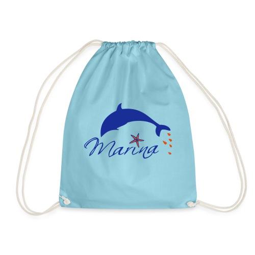 Delfin Maritim Marina - Turnbeutel