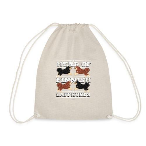 HERDoflapphunds - Drawstring Bag