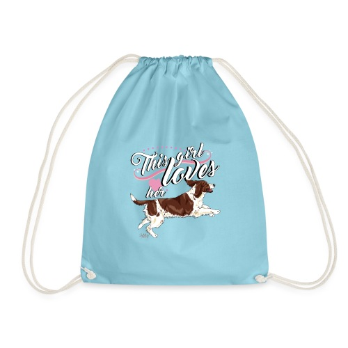 engspringgirl2 - Drawstring Bag