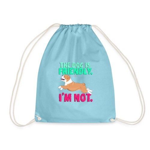 ebfriendly6 - Drawstring Bag