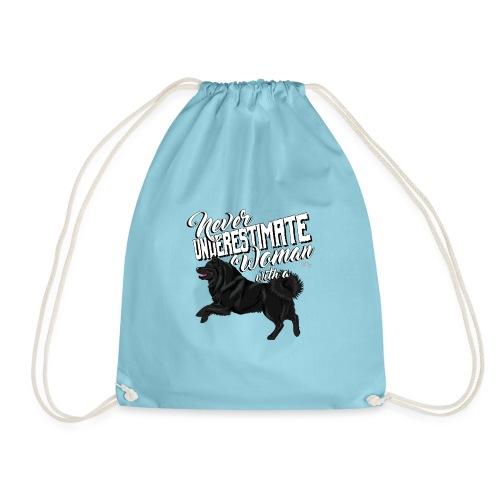slkunderestimate3 - Drawstring Bag