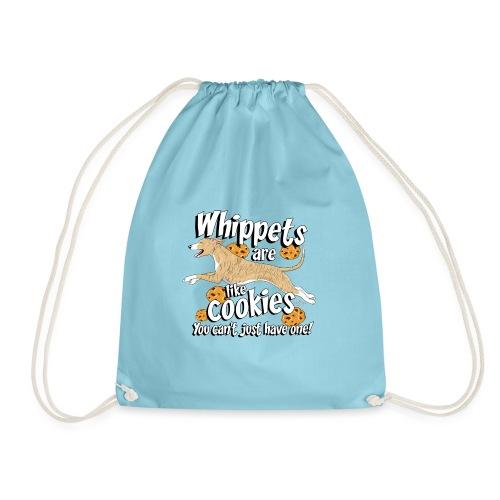 whippetcookies8 - Drawstring Bag