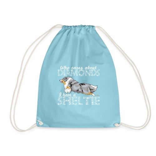sheltiediamonds - Drawstring Bag