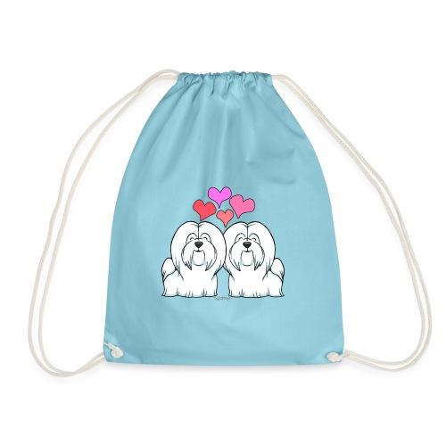 Coton De Tuléar Love - Drawstring Bag