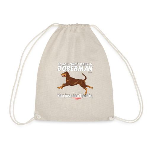 dobergetit2 - Drawstring Bag