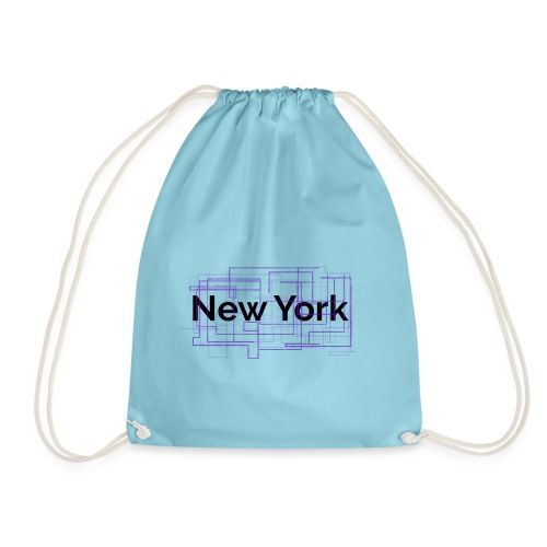 collection New York - Sac de sport léger