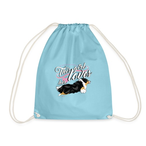 sheltiegirl - Drawstring Bag