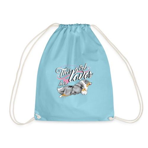 sheltiegirl3 - Drawstring Bag