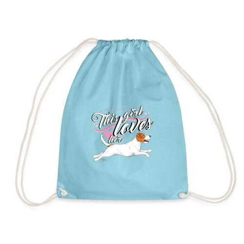 parsongirl2 - Drawstring Bag