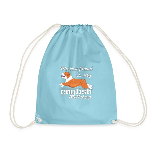 ebbestfriend6 - Drawstring Bag