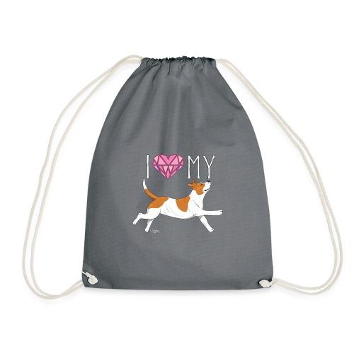 staffylovediamonds - Drawstring Bag