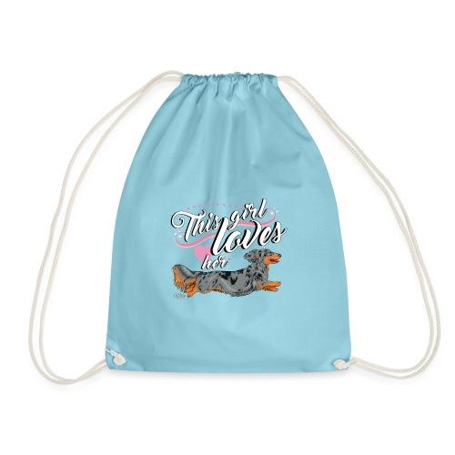 pitkisgirl - Drawstring Bag