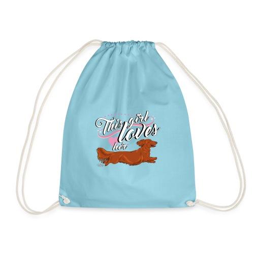 pitkisgirl5 - Drawstring Bag