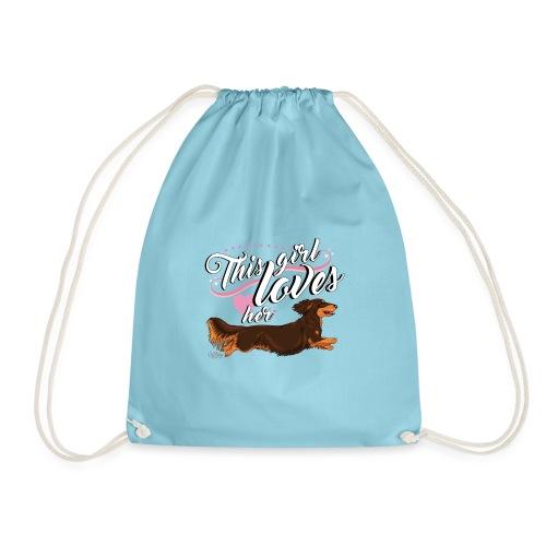 pitkisgirl2 - Drawstring Bag