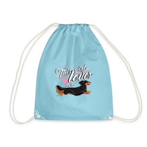 pitkisgirl3 - Drawstring Bag