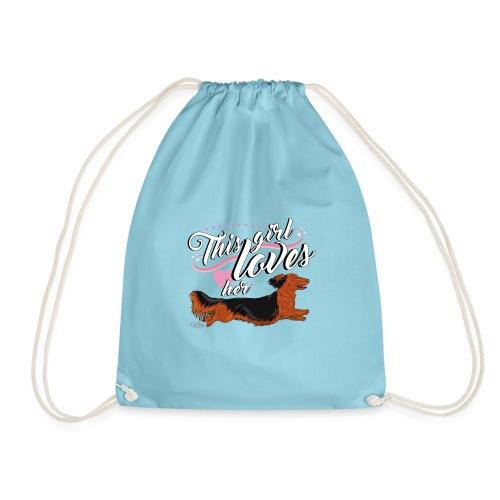 pitkisgirl4 - Drawstring Bag