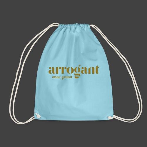 Arrogant ohne Grund — Edición No 1 - Turnbeutel