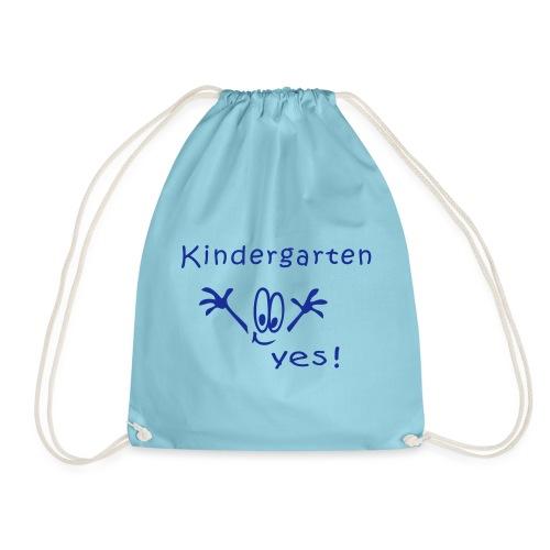 Kindergarten, Kita, Comic - Turnbeutel