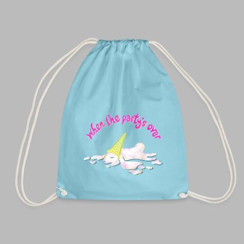 Zonked - Drawstring Bag
