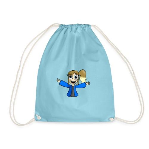 Dashie!(without name) - Drawstring Bag