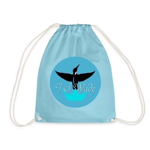 J S Wade Logo - Drawstring Bag