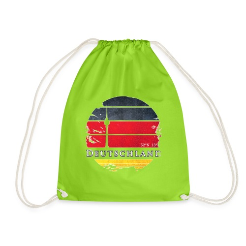 DEUTSCHLAND 2 - Drawstring Bag
